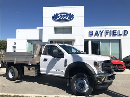 2019 Ford F-550 Chassis XL (Stk: FH191068) in Barrie - Image 1 of 17