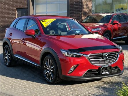 2016 Mazda CX-3 GT (Stk: 29037A) in East York - Image 2 of 30