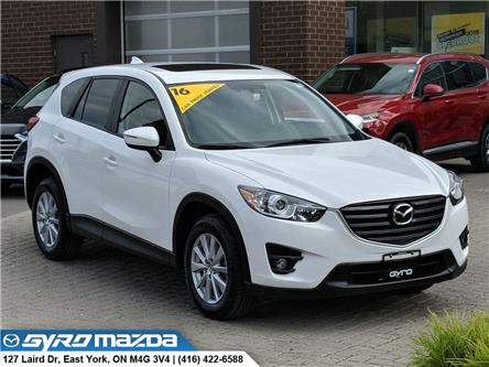 2016 Mazda CX-5 GS (Stk: 27621A) in East York - Image 1 of 30