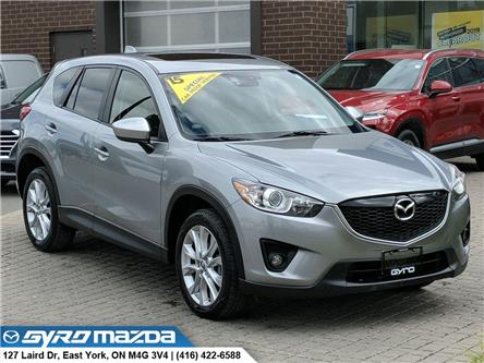 2015 Mazda CX-5 GT (Stk: 29071A) in East York - Image 1 of 30