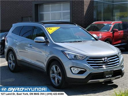 2016 Hyundai Santa Fe XL Limited (Stk: H5243) in Toronto - Image 1 of 30