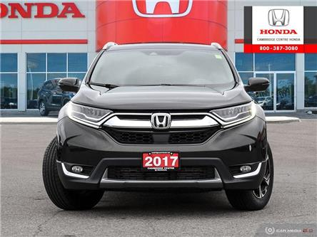 2017 Honda CR-V Touring (Stk: 20005A) in Cambridge - Image 2 of 27