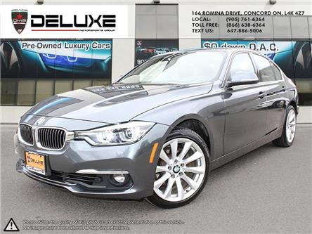 2017 BMW 330i xDrive (Stk: D0636) in Concord - Image 1 of 22