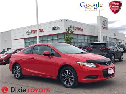 2013 Honda Civic EX (Stk: 72315A) in Mississauga - Image 1 of 17