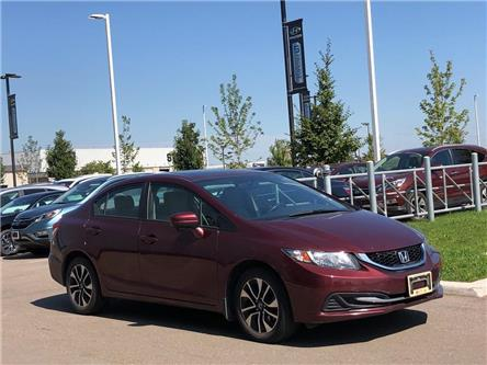 2014 Honda Civic EX (Stk: I191381A) in Mississauga - Image 1 of 5