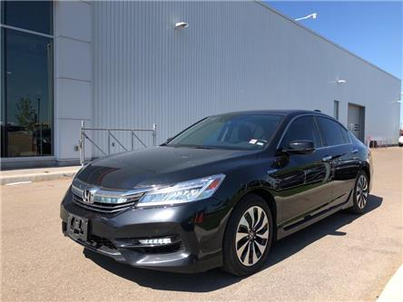 2017 Honda Accord Hybrid Touring (Stk: I191272A) in Mississauga - Image 2 of 17
