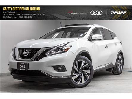 2015 Nissan Murano Platinum (Stk: 53385) in Newmarket - Image 1 of 22