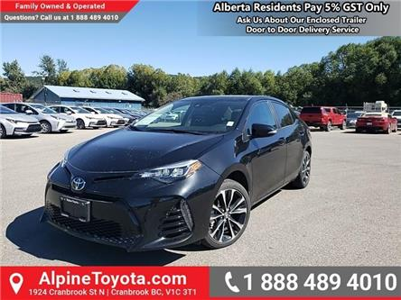 2018 Toyota Corolla SE (Stk: C012681M) in Cranbrook - Image 1 of 23