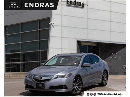 2015 Acura TLX V6 Elite (Stk: P0860A) in Ajax - Image 1 of 29