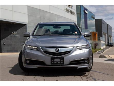 2015 Acura TLX V6 Elite (Stk: P0860A) in Ajax - Image 2 of 29