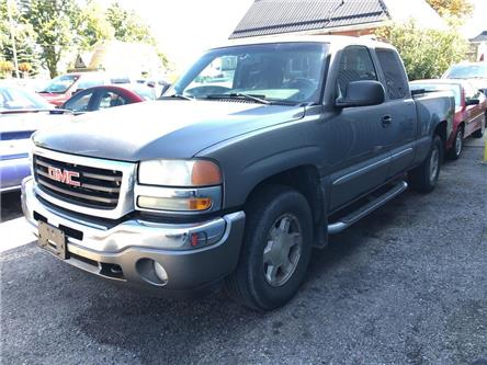 2007 GMC Sierra 1500 SLE (Stk: 22080) in Belmont - Image 1 of 11