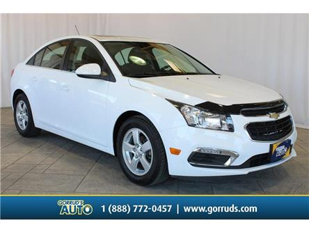 2015 Chevrolet Cruze  (Stk: 260399) in Milton - Image 1 of 45