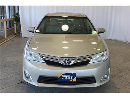 2014 Toyota Camry XLE | LEATHER | BACKUP CAMERA | HEATED SEATS (Stk: 864290) in Milton - Image 2 of 46