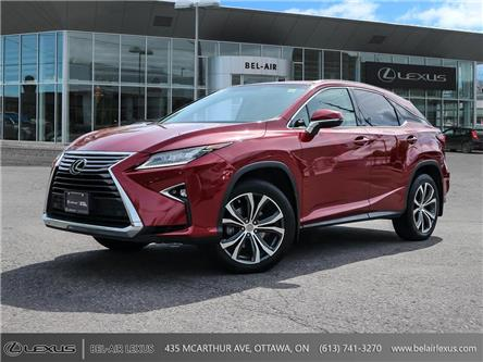 2016 Lexus RX 350 Base (Stk: L0551) in Ottawa - Image 1 of 26
