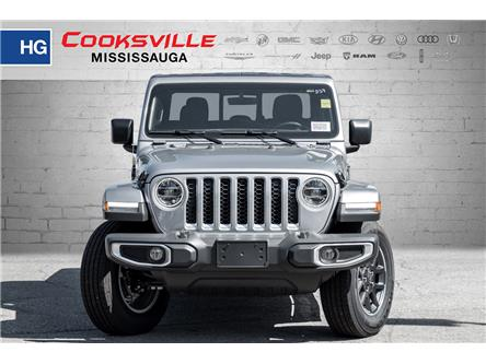2020 Jeep Gladiator Overland (Stk: LL104602) in Mississauga - Image 2 of 19