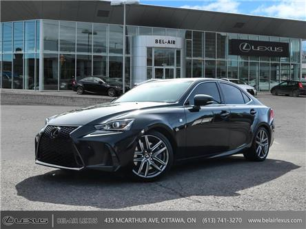 2018 Lexus IS 300 Base (Stk: L0592) in Ottawa - Image 1 of 28