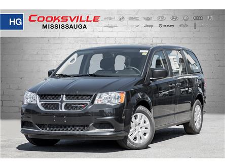 2019 Dodge Grand Caravan 29E Canada Value Package (Stk: KR501753) in Mississauga - Image 1 of 17
