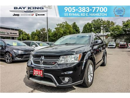 2013 Dodge Journey SXT/Crew (Stk: 6894RB) in Hamilton - Image 1 of 24