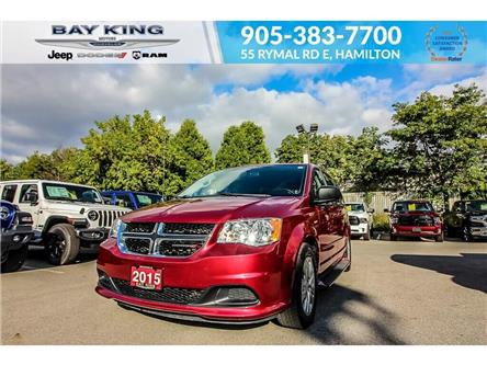 2015 Dodge Grand Caravan SE/SXT (Stk: 193595A) in Hamilton - Image 1 of 23