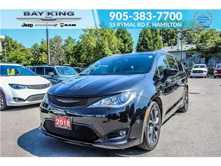 2018 Chrysler Pacifica Touring-L Plus (Stk: 6914) in Hamilton - Image 1 of 30