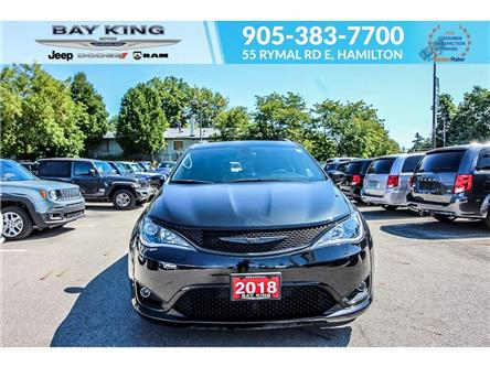 2018 Chrysler Pacifica Touring-L Plus (Stk: 6914) in Hamilton - Image 2 of 30
