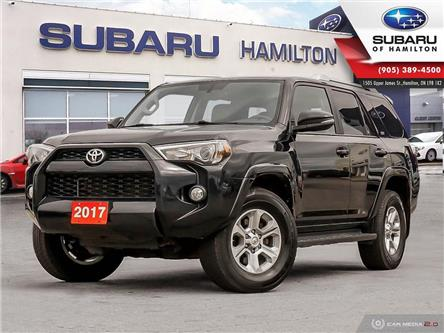 2017 Toyota 4Runner SR5 (Stk: U1487) in Hamilton - Image 1 of 27