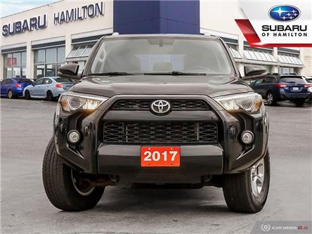 2017 Toyota 4Runner SR5 (Stk: U1487) in Hamilton - Image 2 of 26