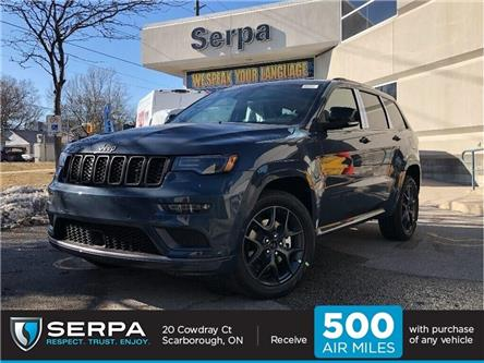 2019 Jeep Grand Cherokee Limited (Stk: 194083) in Toronto - Image 1 of 18
