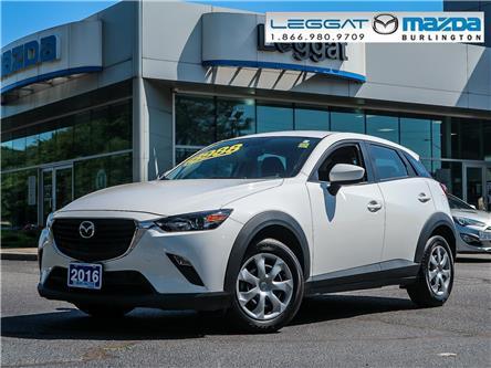 2016 Mazda CX-3  (Stk: 1985LT) in Burlington - Image 1 of 28