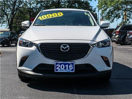 2016 Mazda CX-3  (Stk: 1985LT) in Burlington - Image 2 of 28
