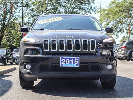 2015 Jeep Cherokee North (Stk: 191192A) in Burlington - Image 2 of 28