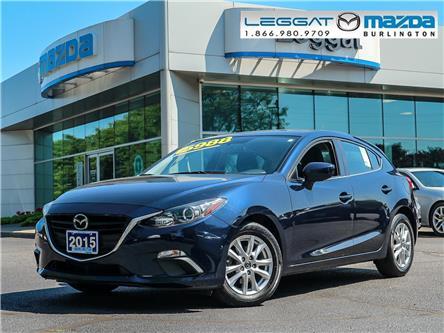 2015 Mazda Mazda3 Sport GS (Stk: 192062A) in Burlington - Image 1 of 27