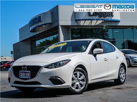 2016 Mazda Mazda3  (Stk: 1989LT) in Burlington - Image 1 of 28