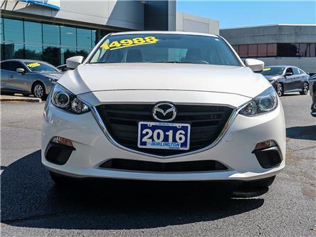2016 Mazda Mazda3  (Stk: 1989LT) in Burlington - Image 2 of 28