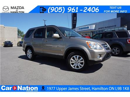2006 Honda CR-V EX-L (Stk: HN2287A) in Hamilton - Image 1 of 34