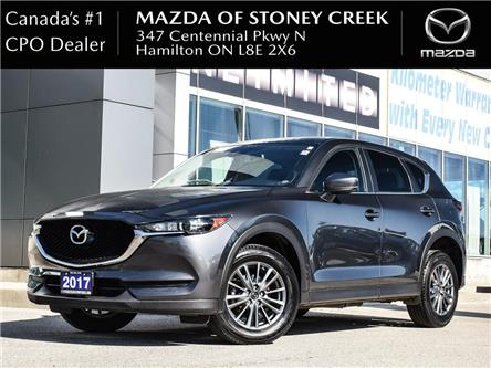 2017 Mazda CX-5 GS (Stk: SR1389) in Hamilton - Image 1 of 20