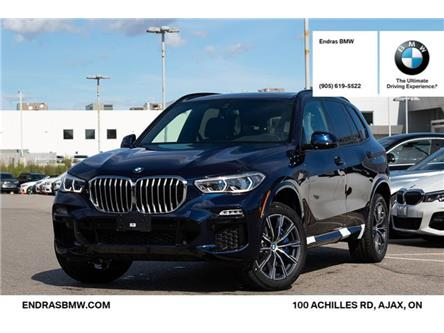 2019 BMW X5 xDrive40i (Stk: 52589) in Ajax - Image 1 of 22
