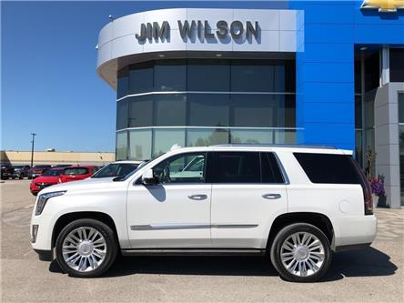 2019 Cadillac Escalade Platinum (Stk: 6340) in Orillia - Image 2 of 21