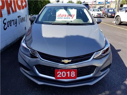 2018 Chevrolet Cruze LT Auto (Stk: 19-593) in Oshawa - Image 2 of 14