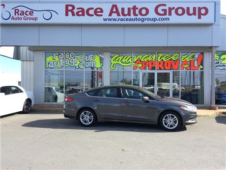 2018 Ford Fusion SE (Stk: 16957) in Dartmouth - Image 1 of 22