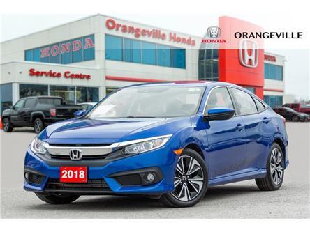 2018 Honda Civic EX-T (Stk: F19284A) in Orangeville - Image 1 of 20