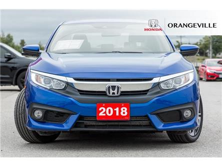 2018 Honda Civic EX-T (Stk: F19284A) in Orangeville - Image 2 of 20
