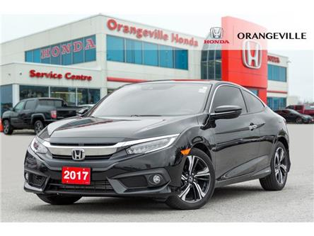 2017 Honda Civic Touring (Stk: F19333A) in Orangeville - Image 1 of 20