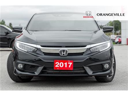 2017 Honda Civic Touring (Stk: F19333A) in Orangeville - Image 2 of 20
