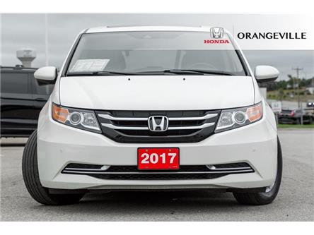 2017 Honda Odyssey EX-L (Stk: R19085A) in Orangeville - Image 2 of 21