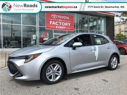 2019 Toyota Corolla Hatchback Base (Stk: 34615) in Newmarket - Image 1 of 17