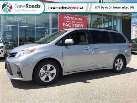 2020 Toyota Sienna LE 8-Passenger (Stk: 34625) in Newmarket - Image 1 of 18