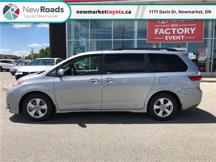 2020 Toyota Sienna LE 8-Passenger (Stk: 34625) in Newmarket - Image 2 of 18