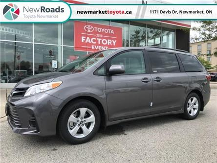 2020 Toyota Sienna LE 8-Passenger (Stk: 34634) in Newmarket - Image 1 of 18