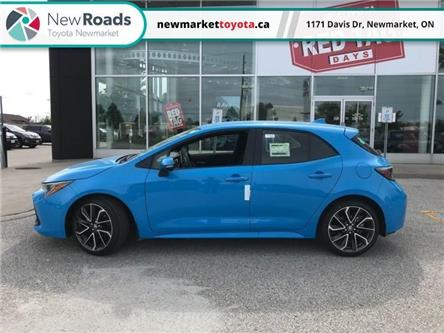 2019 Toyota Corolla Hatchback Base (Stk: 34631) in Newmarket - Image 2 of 17